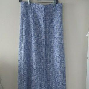 L.L Bean skirt